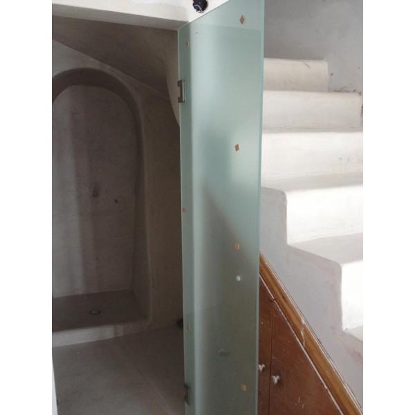 Πόρτα σατινέ βοηθητικού χώρου 04 Πόρτες tzamia-korobokis.gr